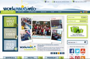 Workaway Website